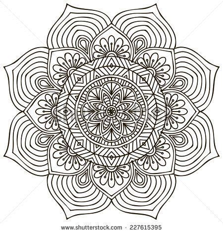 mandala pattern history 71 best images about coloring on pinterest