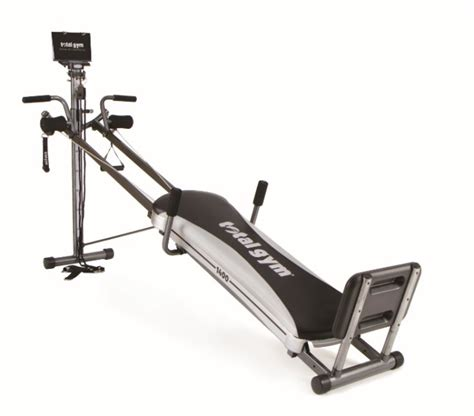 total 1400 deluxe home fitness exercise machine