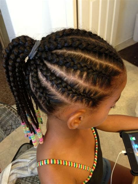 hairstyles braids for little girl cornrows braids hairstyles for little girls layered