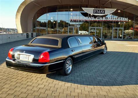 town car limousine service rainier limousine town car limousine service airport