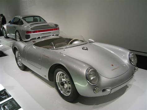 1955 Porsche 550 Spyder   Overview   CarGurus