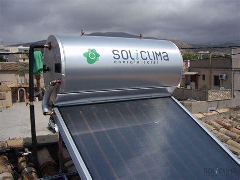 Water Heater Solar Cell instalaci 243 n solar heating solar water heater