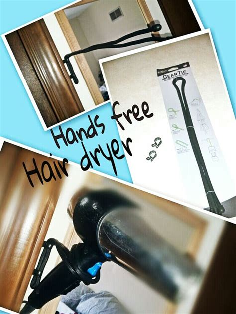 diy free hair dryer holder 7 items needed 1 32