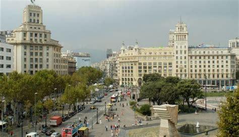 barcelona catalunya pla 231 a catalunya square of catalonia in barcelona