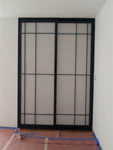 Shoji Screen Closet Doors Shoji Closet Doors Roselawnlutheran