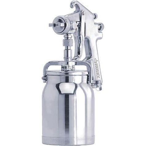 paint spray gun home depot husky siphon feed paint spray gun discontinued hds75000av