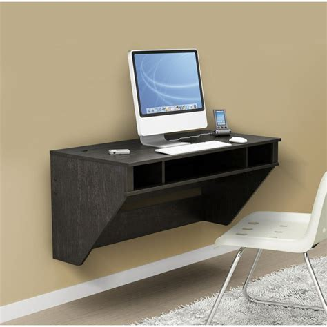Floating Wall Desk 1000 Ideas About Floating Desk On Pinterest Desks Desk With Storage And Wall Mounted Desk