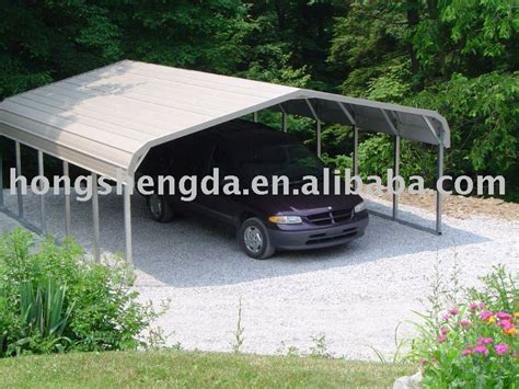 cochera prefabricada m 243 vil prefabricada estructura de acero ligero cochera