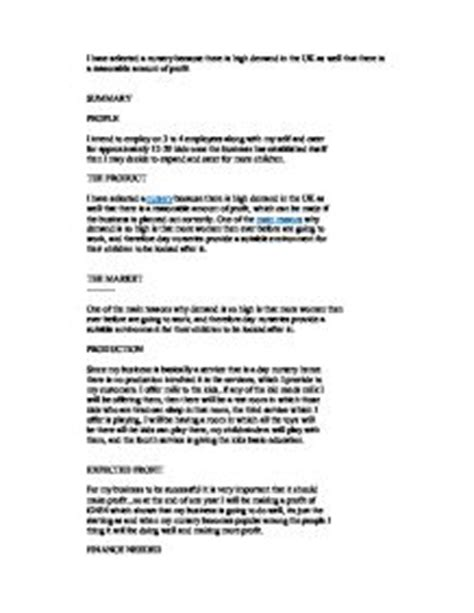 sole proprietorship business plan drugerreport269 web