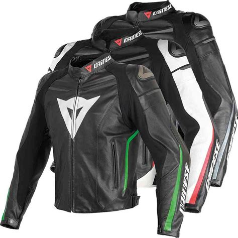 Dainese Fast Perforated Leather click to zoom