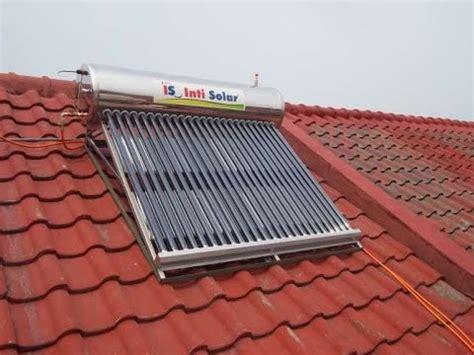 Water Heater Inti Solar pemanas air tenaga matahari inti solar water heater apa saja kelebihannya pemanas air tenaga