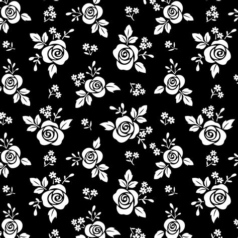 digital black and white scrapbook paper black white and gold leaf page 7 of 7
