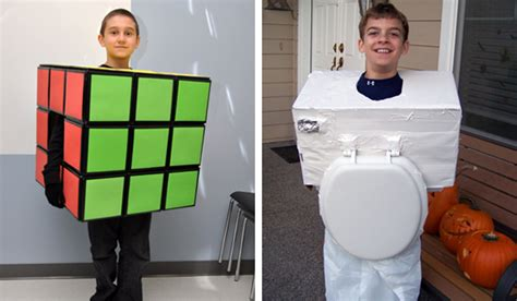 costumes      cardboard box