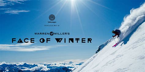 warren miller face  winter  capitol theatre