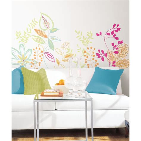 peel wall stickers riviera peel and stick wall decal