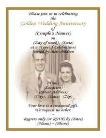 50th wedding anniversary program 60 50th golden wedding anniversary photo invitations 23 99 picclick
