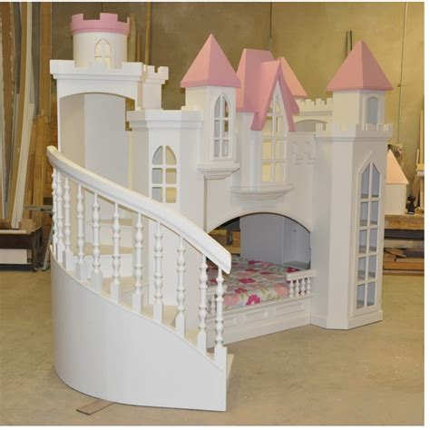 Princess Bunk Bed Castle Princess Castle Bed Plans Bed Plans Diy Blueprints