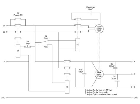 roto phase wiring diagram 25 wiring diagram images