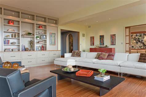 Houzz Living Room Built Ins Living Room Built Ins Contemporary Living Room