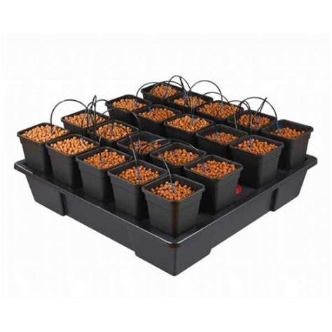vasi idroponica wilma sistema idroponico atami 20 vasi coltivazione indoor