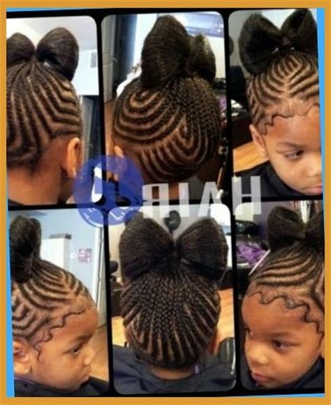 african princess little black girl natural hair styles on pinterest cute african american braid hairstyles for existing