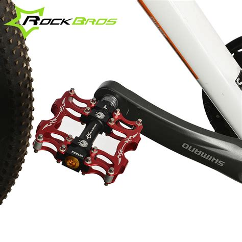 Pedal Bmx Mtb aliexpress buy rockbros ultralight professional hight quality mtb mountain bmx bicycle