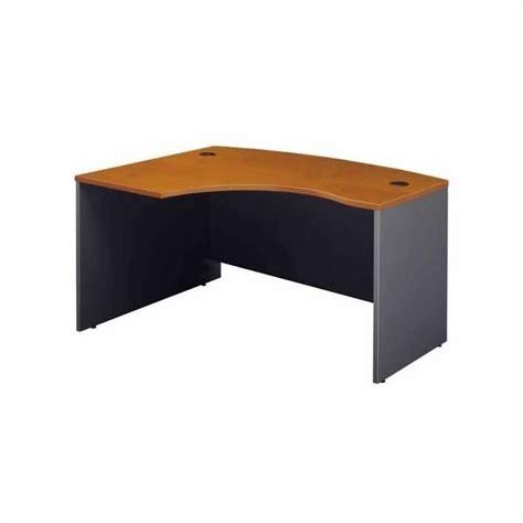 Left L Shaped Desk Bush Business Series C Cherry Left L Shaped Desk Bsc050 724