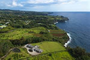 Hilo Bed And Breakfast Luxury Portfolio Oceanfront Hamakua Coast Estate With