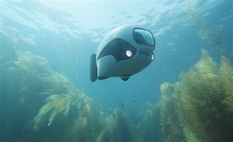 designboom underwater bionic wireless underwater drone by robosea 187 retail