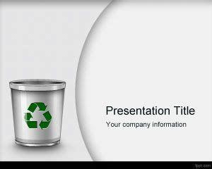 Waste Management Powerpoint Template Waste Management Powerpoint Template