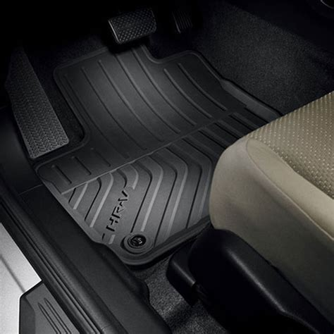 08p13 t7s 110 honda all season floor mats hrv