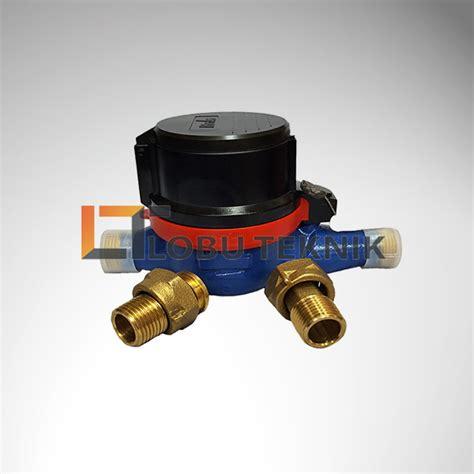 Water Meter Itron Meteran Woltex meteran air itron ukuran 1 2 inch itron jual water