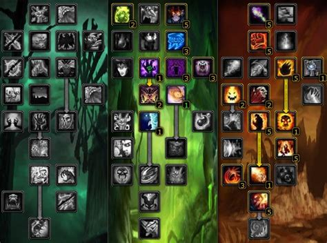 lock spec tbc warlock guide level 70 legacy wow addons and guides