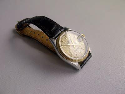 Rolex Datejust Automatic Rantai Kombinasi Plat Gold Wajib Beli jual beli jam tangan mewah original baru dan bekas arloji antik mewah jam tangan second