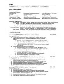 Senior Accountant Resume Exle by Professional Resume Sles Resume Prime