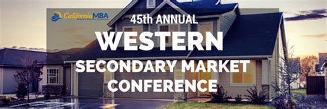 Western Mba Conference by 45th Annual Western Secondary Market Conference Pyramid