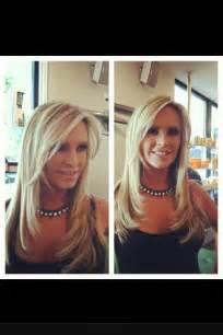 tamra barney hair extensions love her hair tamra barney rhwoc hair pinterest love
