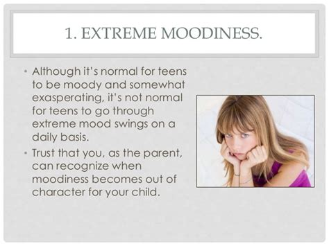 extreme mood swings in children 8 signs it may be time to enroll your teen in a youth