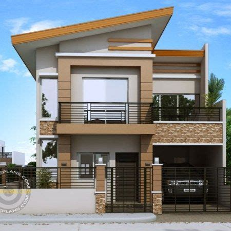 modern house designs series mhd 2014010 pinoy eplans de 25 bedste id 233 er inden for story house p 229 pinterest