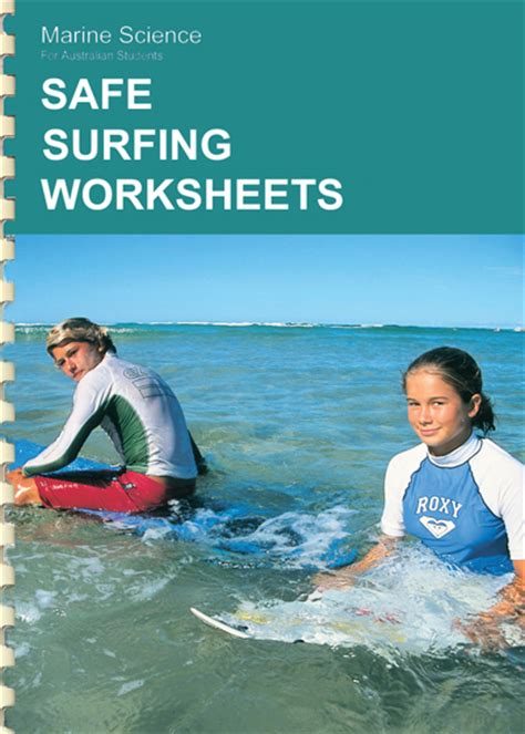 How Safe Is Surfing by F 29p Safe Surfing Worksheets