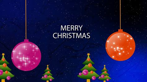 merry christmas card   effect project  vimeo