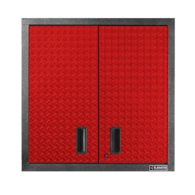 premier cabinets home depot sandusky 30 in h x 36 in w x 12 in d steel wall cabinet