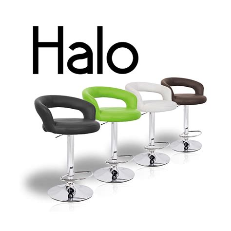 Halo Styles Bar Stools by New Barstool Adjustable Bar Stool Chair Adjusting Halo