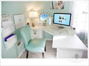 Turquoise home office design ideas chic sweet and private