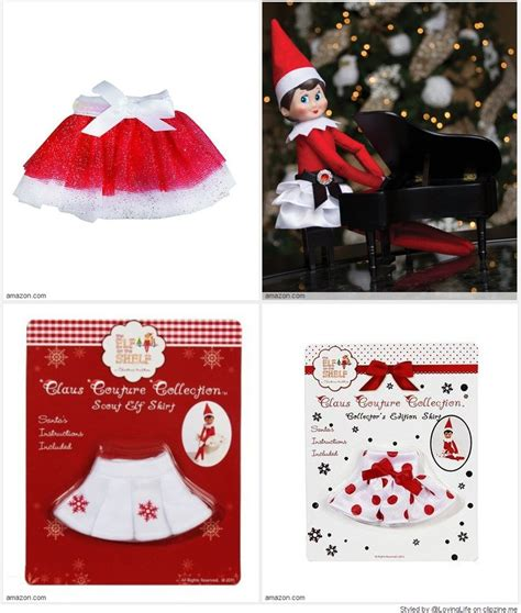 printable elf on the shelf clothes best girl elf on the shelf accessories cute clothes and