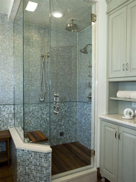 Small Steam Shower Ideas Pictures Remodel And Decor Steam Shower Bathroom Designs