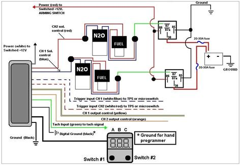 nitrous express wiring diagrams wiring diagrams wiring