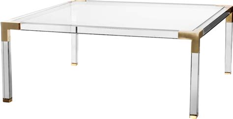 Sentry Acrylic and Glass Coffee Table ? Event Design & Decor   Eclectic Hive