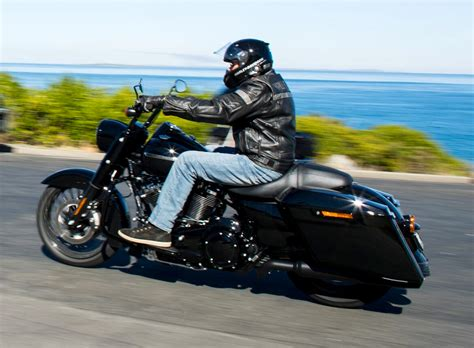 Harley Davidson Road King Seat by Harley Road King Special Is The New King Motorbike Writer
