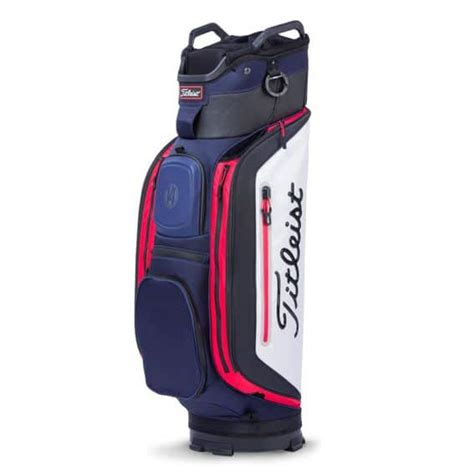 Backpack Trolley 8121 Navy Club titleist club 14 cart bag 2018 express golf